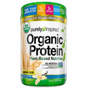 Organic Protein 680 grams (Decadent Chocolate)