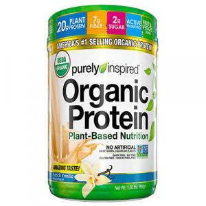 Organic Protein 680 grams (French Vanilla)