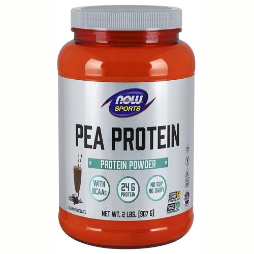 Pea Protein 907 grams (Vanilla Toffee)