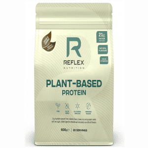 Plant Based Protein 600 grams (Wild Berry)
