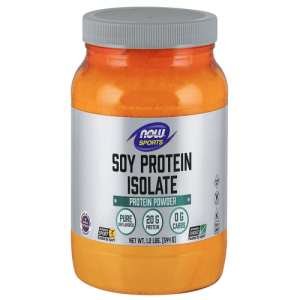 Soy Protein Isolate 907 grams (NOW Foods) Chocolate