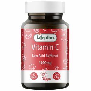 Buffered Vitamin C 1000mg X 30 Tablets