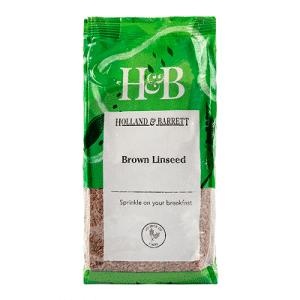 Holland & Barrett Brown Linseed 500g