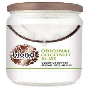 Coconut Bliss, Organic 400g (Biona)