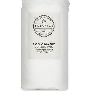 Botanics 100% Organic Cotton Wool Pads x50