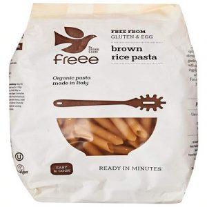 Gluten Free Brown Rice Penne 500g (Doves Farm)