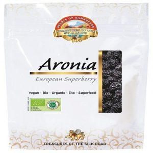 Aronia Berries Wild, Organic 100g (Pearls of Samarkand)