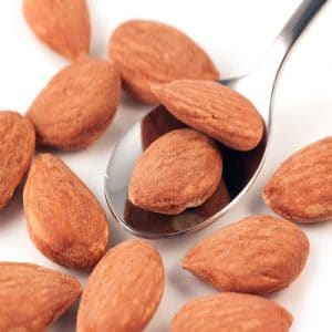 Organic Almonds 1kg (Sussex Wholefoods)