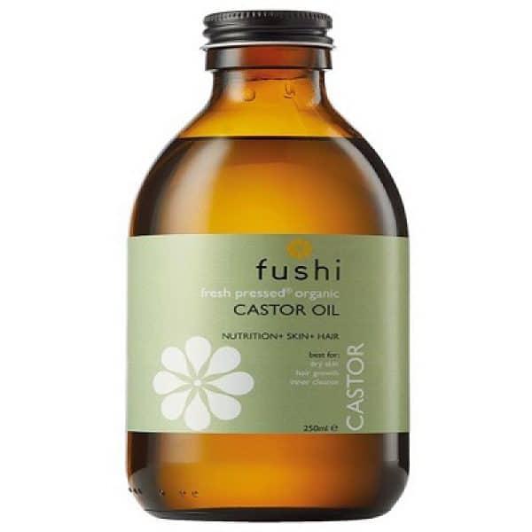 Organic Castor Oil 250ml (Fushi)