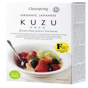 Kuzu Gluten Free Starch Thickener (Clearspring) 125g
