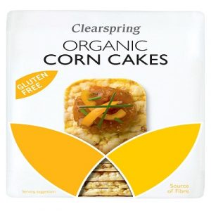Corncakes, Organic 130g (Clearspring)