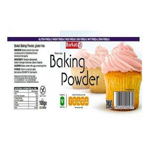 Baking Powder, Gluten-Free 100g (Barkat)