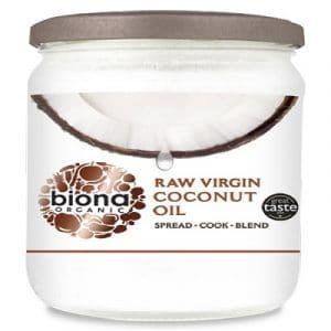 Virgin Coconut Oil, Organic 400g (Biona)