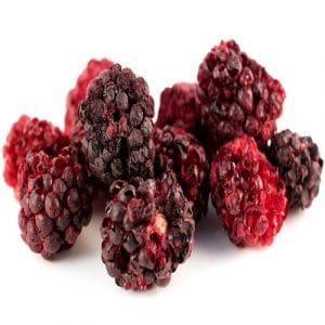 Freeze-Dried Blackberries 100g (Sussex Wholefoods)
