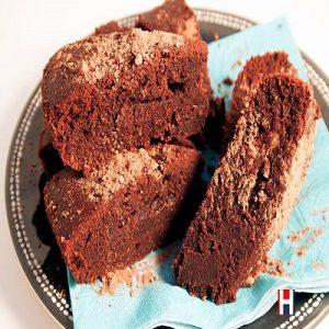 Chocolate Brownie Mix, Gluten Free, Organic 400g (Amisa)