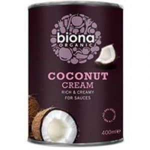 Biona Organic Coconut Cream