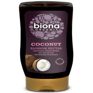 Coconut Blossom Nectar Syrup, Organic 350g (Biona)