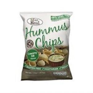 Cofresh Eat Real Hummus Chips Creamy Dill