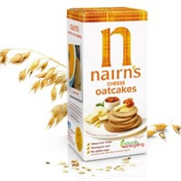 Nairns Cheese Oat Cakes