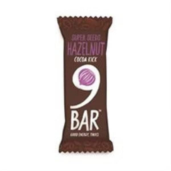 9Bar Hazelnut Cocoa Kick Bar