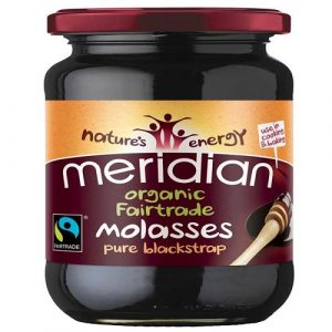 Blackstrap Molasses, Organic 600g (Meridian)