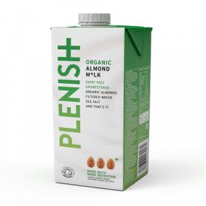 Almond Drink, Organic 1 Litre (Plenish)