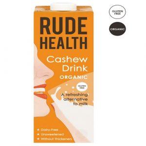 Cashew Drink, Organic 1 Litre (Rude Health)