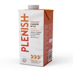 Cashew Drink 1 litre, Organic (Plenish)