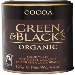 Green & Blacks Cocoa Powder 125g