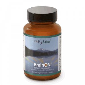 E3 BrainOn – 75 VegeCaps